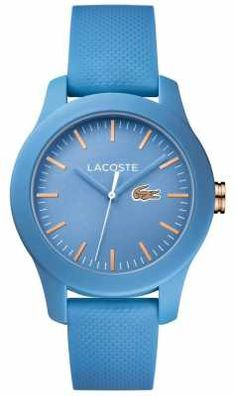 Lacoste Womans 12.12 Watch Blue 2001004