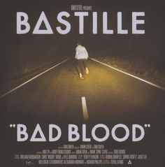 album cover art: bastille - bad blood [03/2013]