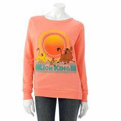 Disney Lion King Sweatshirt - Juniors