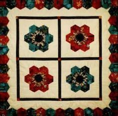 hexie quilts - Bing Images