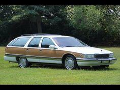 Last year produced 1996 Buick Roadmaster Limited Woody Estate Station Wagon Slideshow Buick Roadmaster, Station Wagon, Woody, 1, Trucks, Cars, Track, Vehicles, Autos