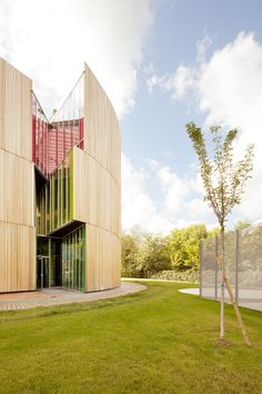 Gallery of Learning Center FLA / Studio Marinoni - 11
