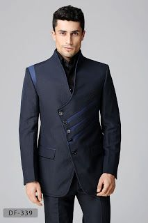 3 Piece Suits are famous for ceremonial Dresses,Official Wear and suitable to wear on Wedding Party,For the meal or business meeting ,Recep. Indian Men Fashion, Mens Fashion Suits, Mens Suits, Three Piece Suit, 3 Piece Suits, Mode Masculine, Tuxedo Coat, Formal Jacket, Designer Suits For Men