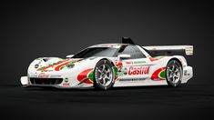 Racing Car Design, Acura Nsx, Futuristic Cars, Car Painting, Rc Cars, Car Ins, Honda, Track, Community