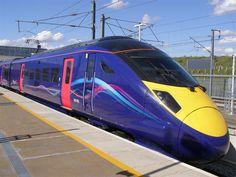 First class 395 Javelin - Alternative Railways - Galleries - RMweb