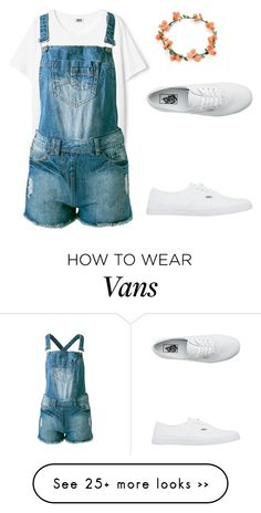 """sometimes i wish I was back home next to you"" by stylejuliet26 on Polyvore featuring Sally&Circle and Vans"