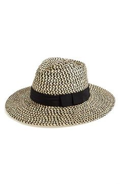 Free shipping and returns on Brixton 'Joanna' Straw Hat at Nordstrom.com. This woven straw hat features a wide brim that provides ample shade as you stroll the boardwalk or the local farmers' market. A grosgrain band gives it a classic look that works with both casual and dressier outfits.