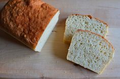 English muffin loaf bread