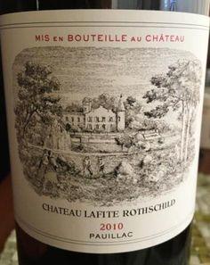 2010 Château Lafite Rothschild