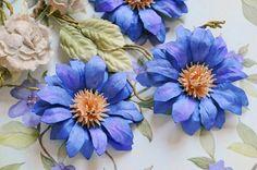Purple Passion Flower Tutorial