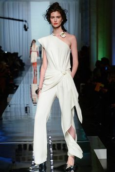 WANT! Jean Paul Gaultier Spring/Summer 2017 Couture Collection | British Vogue