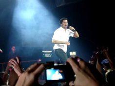 chayanne  PALO BONITO FIESTA EN AMERICA No Hay imposibles Luna Park