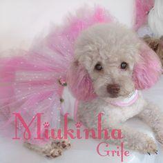 Vestido Angel Dog