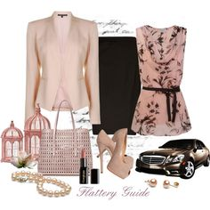A fashion look from February 2013 featuring Kaliko blouses, Theory jackets and Ted Baker skirts. Browse and shop related looks.