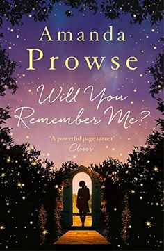 Will You Remember Me? (No Greater Love Book 6) by Amanda Prowse, http://www.amazon.co.uk/dp/B00KFDQVNC/ref=cm_sw_r_pi_dp_o4F7ub1Y7E8PW  One of Mrs P's best. You will need the tissues and a large bar of chocolate from start to finish.