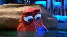 """""""Finding Dory"""" reunites the friendly-but-forgetful blue tang fish with her loved ones. Pixar Animated Movies, Disney Pixar Movies, Animation Movies, Bolt Disney, Disney Xd, Kaa The Snake, Dory Finding Nemo, Aesthetic Fonts, Movie Wallpapers"""