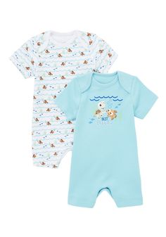 Tesco direct: Disney 2 Pack of Finding Nemo Rompers