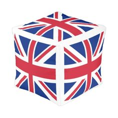 Attractive #UnionJack #pillow #British #England | Cool Stuff From Zazzle | Pinterest |  British Flowers, Jack Flag And British Design Ideas