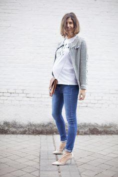 Se puede o no se puede llevar tacones estando embarazada