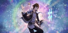 4th Anniversary, Idol, Fan Art, Manga, Anime, Cards, Character, Manga Anime, Manga Comics