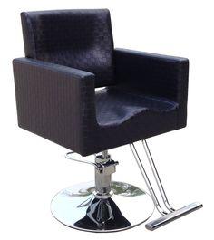 Salony strzyżenie krzesło. Specjalne salony fryzjerskie fryzura krzesło. Kwadraty obracanie podnoszenia 929