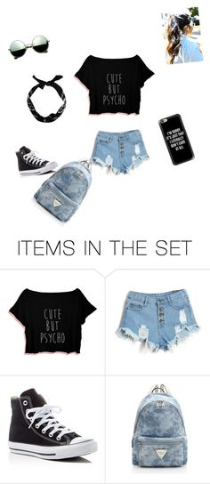 """Could care less"" by talleyeve on Polyvore featuring art"