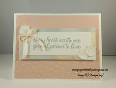 Falling for You Stamp Set-Falling Petals Embossing Folder-Falling in Love Dsp by Stamping with Shelley