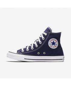 93a9b568b7b Converse Chuck Taylor All Star Seasonal High Top Indigo 157622F-554 Chuck  Taylors