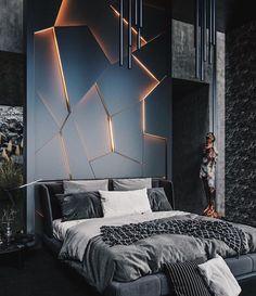 home decor bedroom design Luxury Bedroom Design, Master Bedroom Design, Luxury Interior, Home Decor Bedroom, Modern Interior Design, Interior Design Inspiration, Bedroom Ideas, Bedroom Inspiration, Design Ideas