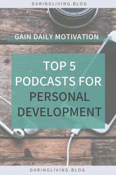 Top 5 Podcasts for Self Development Need a daily boost of motivation? Here are 5 top podcasts for self help, personal growth & personal development. Personal Development Books, Development Quotes, Self Development, Beste Podcasts, Daily Motivation, Motivation Inspiration, Inspiration Quotes, Life Quotes Love, Self Improvement Tips