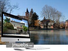 Ofrecemos nuestro servicio de diseño de páginas web en Puigcerdá. Diseño web personalizado y a medida. Más información www.jmwebs.net o Teléfono 935160047
