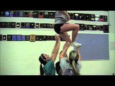chair stunt variation - YouTube