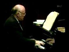 Sviatoslav Richter: Schubert Sonata D.894 1st mvt. 1/3