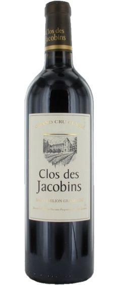 Clos des Jacobins 2011 : Un vin bien construit avec de l'élégance et une belle longueur.    En savoir plus : http://avis-vin.lefigaro.fr/vins-champagne/bordeaux/rive-droite/saint-emilion-grand-cru/d16917-clos-des-jacobins/v16918-clos-des-jacobins/vin-rouge/2011##ixzz2CDTFVIzC