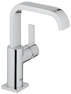 Grohe Allure Ohm Basin Smooth Body - 23076000  #grohe #homeessentialsdepot #faucet #bath #bathroom #sink