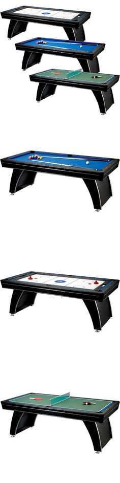 Tables 21213: 55 Billiards Pool Table Top Folding Game Room Balls Cues  Board Billiards Set  U003e BUY IT NOW ONLY: $159.99 On EBay!