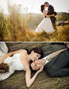 Real Wedding: Kara + Seth's Fall Barn Wedding