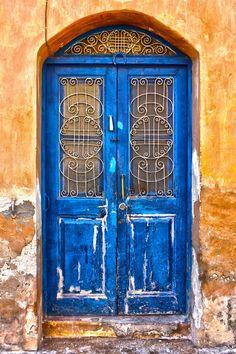 BLUE DOOR, Cyprus