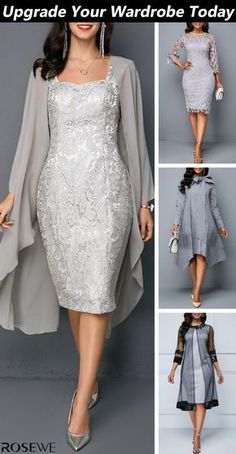 Dresses - 49 Open Front Top and Tie Back Lace Dress liligal dresses Elegant Dresses, Beautiful Dresses, Formal Dresses, Classic Dresses, Dresses Dresses, Mother Of Groom Dresses, Mothers Dresses, Evening Dresses, Summer Dresses