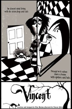 VINCENT (1982) Tim Burton | Flickr - Photo Sharing!