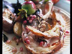 scampi-e-patate-al-forno ricetta