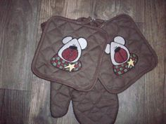 have to have a bear pot holder