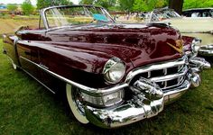 1953 Cadillac..Re-pin Brought to you by agents of #CarInsurance at #HouseofInsurance in Eugene, Oregon