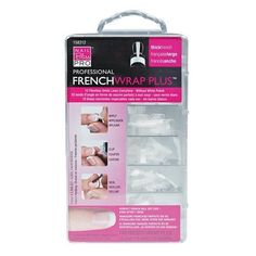 Nail Bliss French Wrap Plus, Thick, 140 Count, http://www.amazon.com/dp/B003XVT7OI/ref=cm_sw_r_pi_awd_by0qsb177C9E5