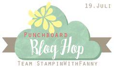 stampin with fanny: Ein Geburtstags-Mini-Album *BlogHop des Teams Stam...