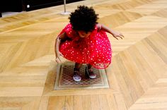 Blue Ivy Carter has her own Marilyn Monroe moment in Paris!