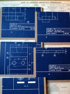 Blueprint Textbook Note Set