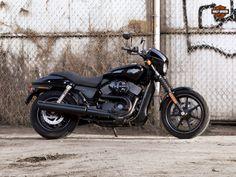 Harley Davidson Street 750 #harleydavidsonstreet750caferacers
