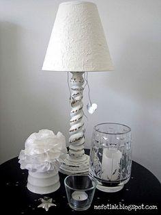 DIY: lamp upgrade