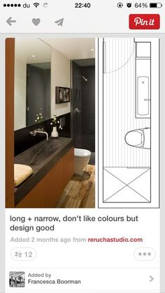 Bathroom, idea 1